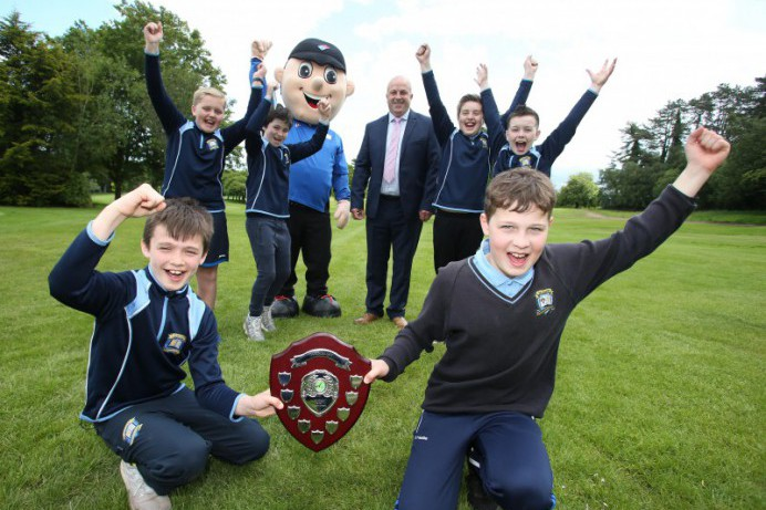 Lisburn Primary School Golf Day Tees Off