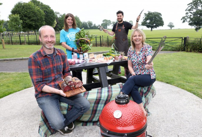 Speciality Food Fair makes its long-awaited return to Moira Demesne