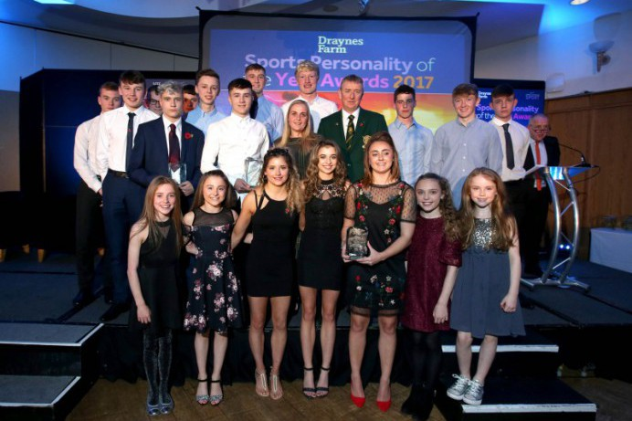 Local Sporting Talent Recognised