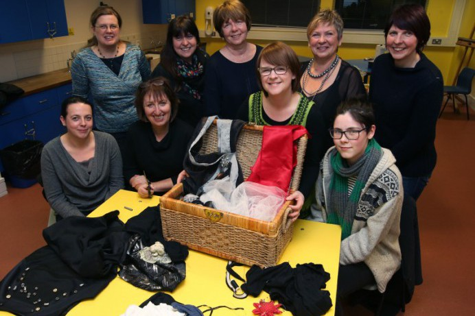 Upcycle and restyle your little black dress workshop success