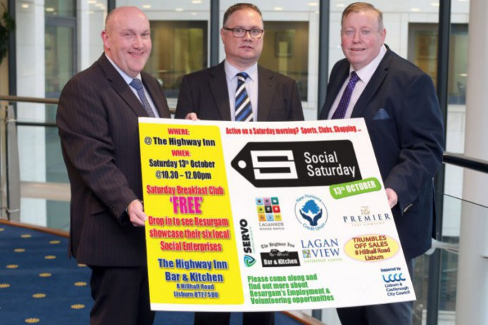 The Resurgam Trust Brings Social Saturday to Lisburn