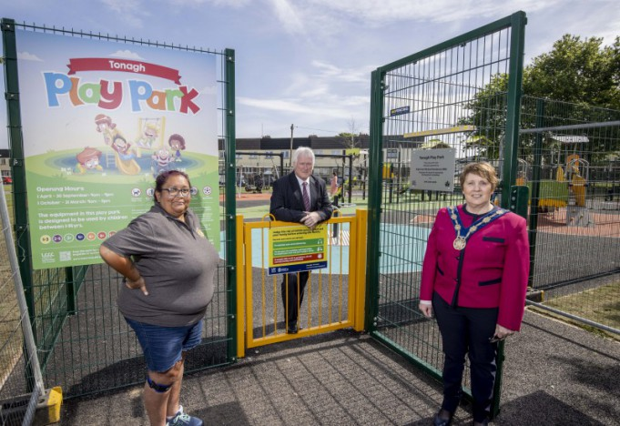 £851,000 investment in facilities for our younger residents