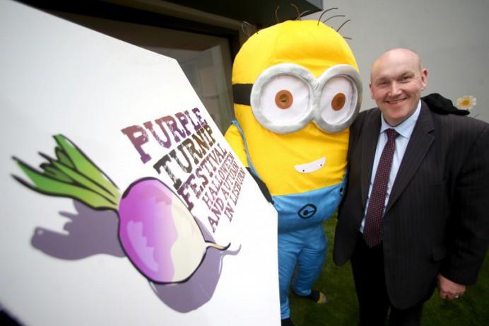 Purple Turnip Festival Returns to Lisburn City Centre