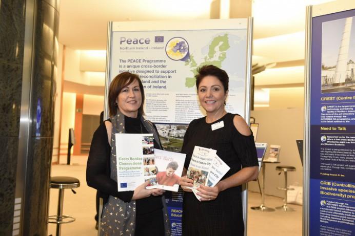 PEACE Trip to EU Parliament in Brussels