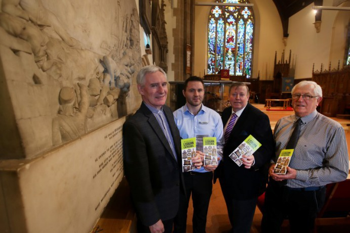 New guide to the historic monuments of Lisburn Cathedral launched