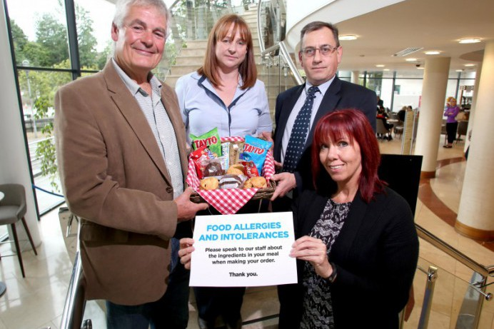Council takes action on allergens!