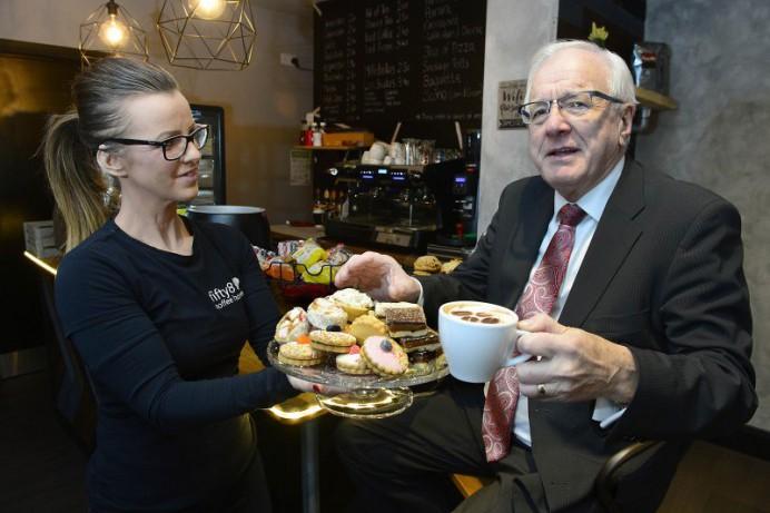 Fifty8 Coffee House Opens in Lisburn
