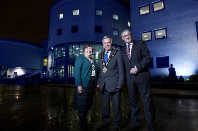 Lisburn & Castlereagh City Council Light Up 4 HD