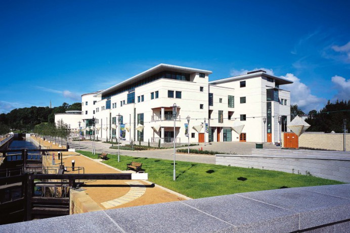Customer Information for Lagan Valley Island