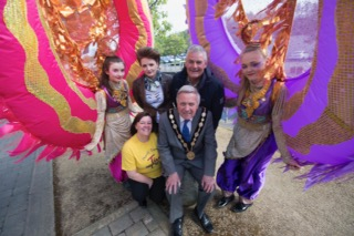 Mayor's Carnival Parade & Family Fun Day on Saturday 20th May