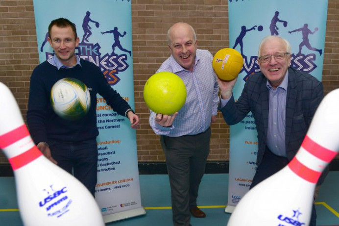 Lisburn Castlereagh Businesses Encouraged to Sign Up to 'Business Games Challenge'