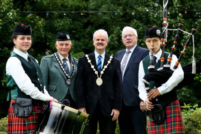 Lisburn & Castlereagh City Council set for Pipe Band invasion!