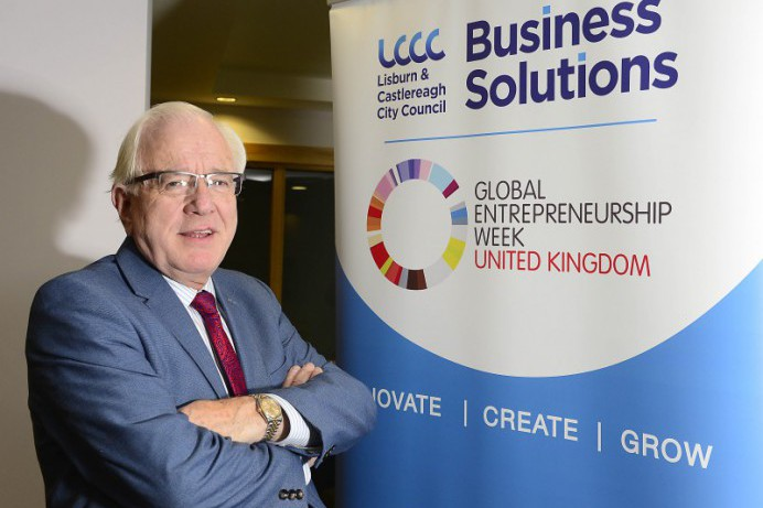 Celebrate Global Entrepreneurship Week with your local Council 18th - 22nd November