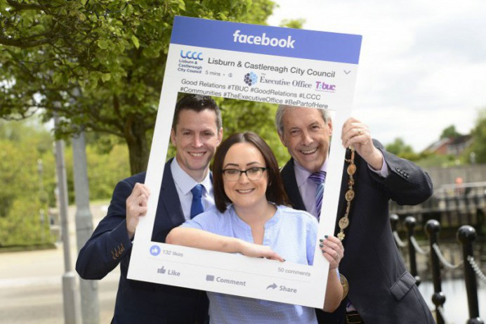 Council Launches its New Three Year Good Relations & Cultural Identity Grant