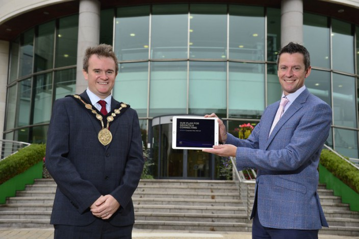 Lisburn and Castlereagh looks to the future with new corporate plan