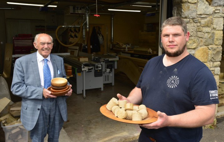 Lisburn Castlereagh businesses benefit from nearly £100,000 of funding support