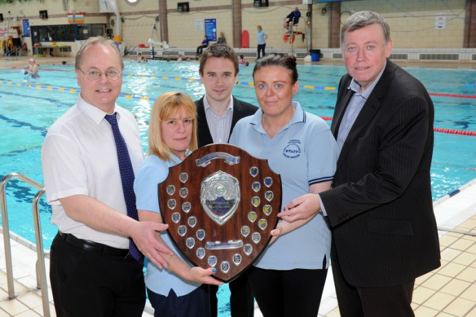 Life Saving at the LeisurePlex Retains Top Award