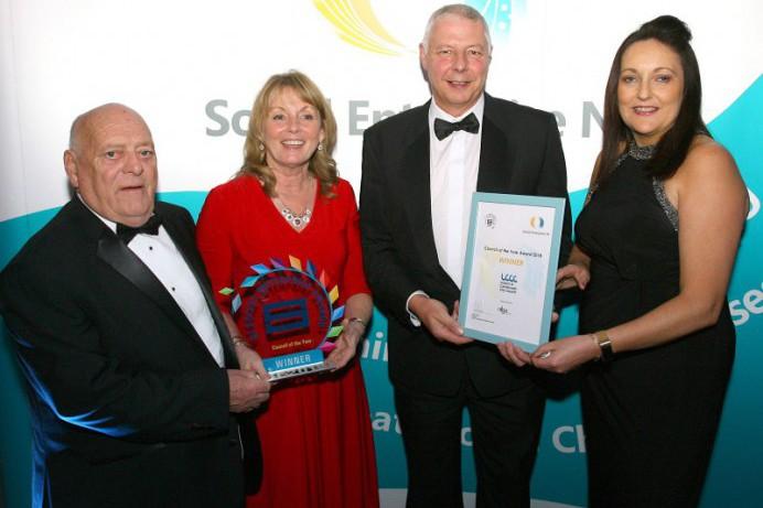 Council Wins Social Enterprise Award