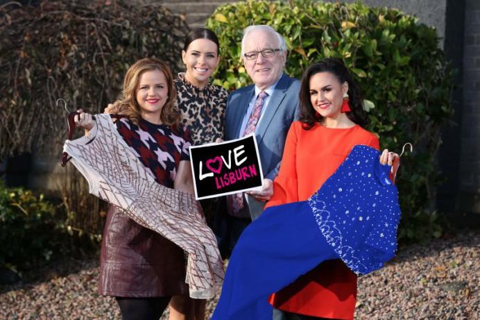 Love Lisburn Fashion at Outdoor Catwalk Show