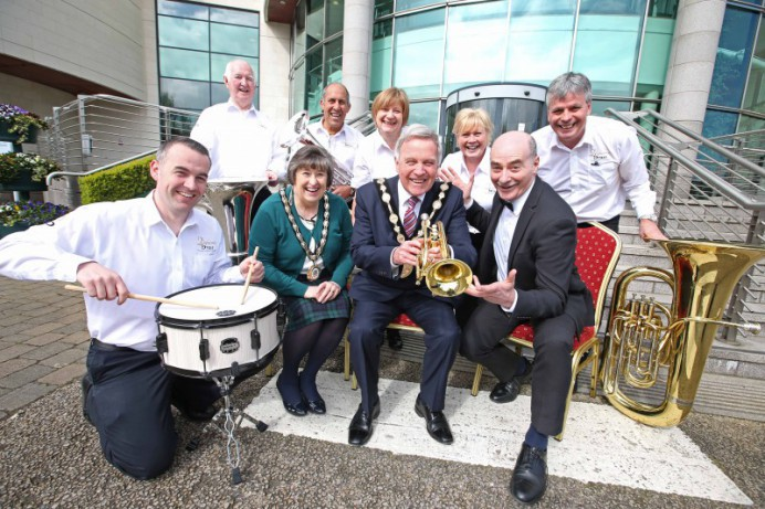 Mayor To Host Charity Concert to Celebrate Queen's Sapphire Jubilee