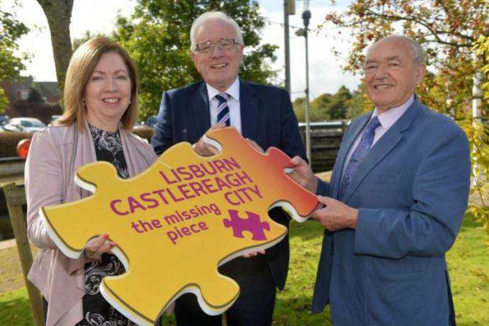 Lisburn Castlereagh City to Showcase Its Investment Potential to Global Investors
