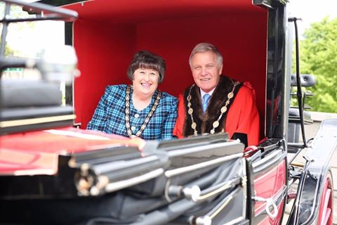 Thousands enjoy City of Lisburn & Castlereagh Mayor's Carnival Parade & Family Fun Day