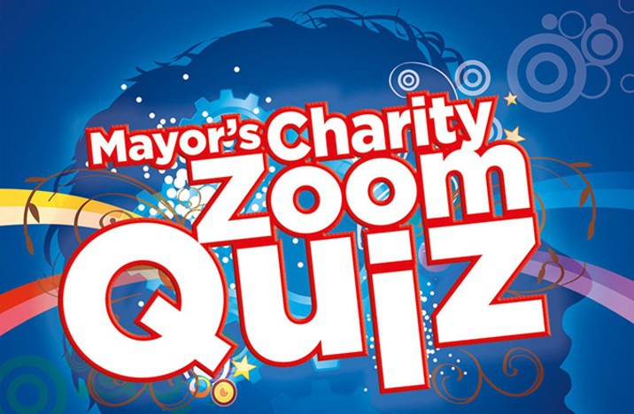 Test your knowledge at the Mayor's Charity Zoom Quiz