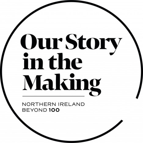 'Our Story in the Making: NI Beyond 100' expressed by iconic art piece designed with LCYC