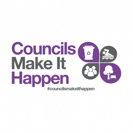 'Councils Make It Happen' campaign launched to highlight value of local councils