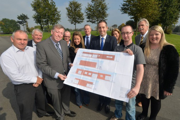 Proposed New Community Facility for Lisburn North