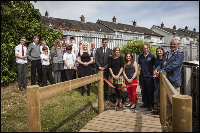Nature Nook Opens at Longstone School