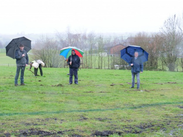 20,000 trees planted at Billy Neill MBE Country Park