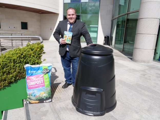Free Compost Giveaway to celebrate International Compost Awareness Week 2021