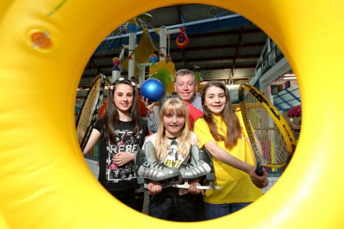 Lisburn & Castlereagh City Council Sprint into Summer!