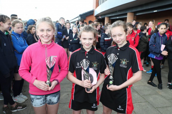 Cross Country Challenge held at Billy Neill MBE Soccer Centre of Excellence