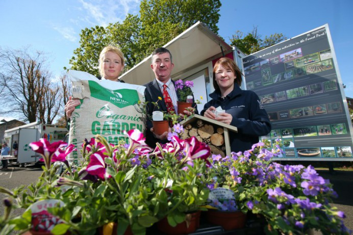 Hillsborough Goes Green for this Year's Britain in Bloom