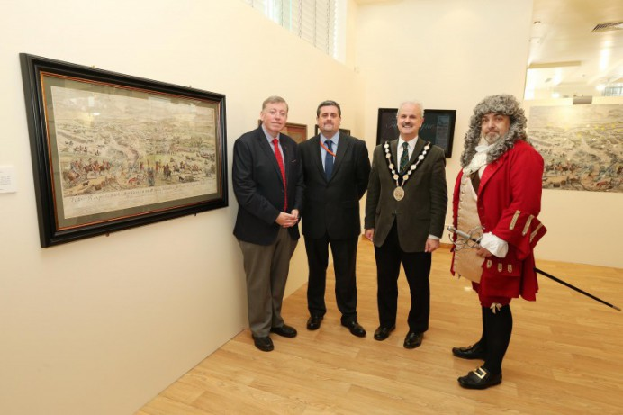 'The Boyne' Exhibition at Museum