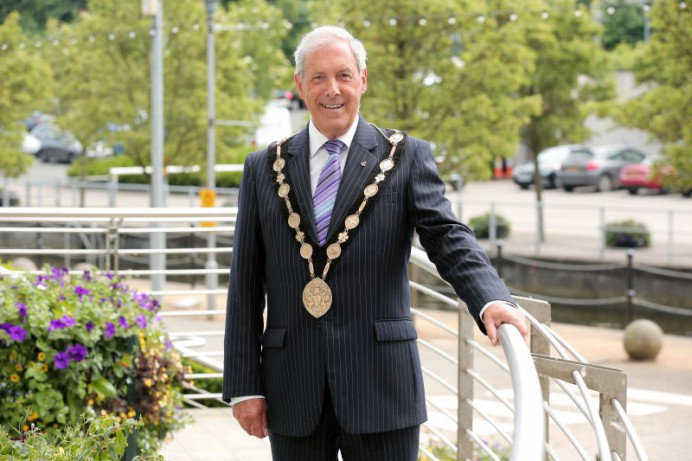 Mayor and Deputy Mayor Elected for Lisburn & Castlereagh City Council