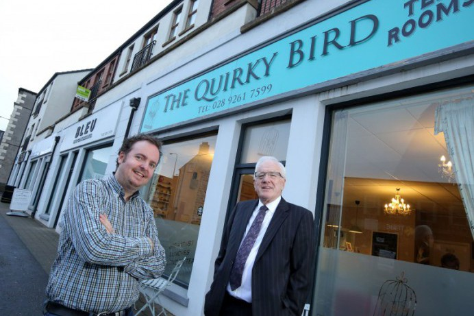 Quirky Bird remains at the heart of Moira Village