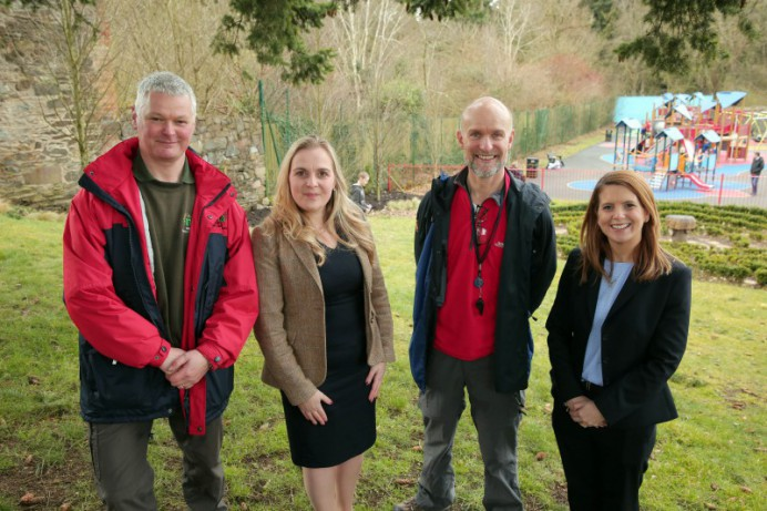 Beechlawn School Completes Forest School Programme