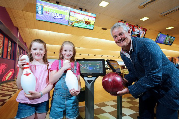 The next generation of Bowling arrives at Dundonald Ice Bowl