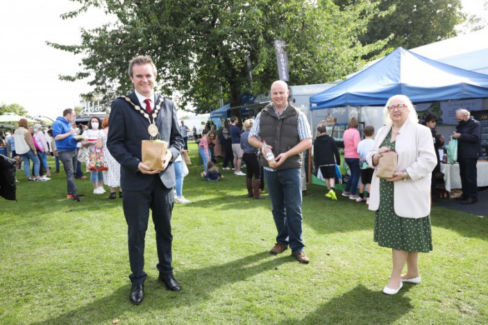 A successful day for NI's local artisan producers at the 6th Speciality Food Fair
