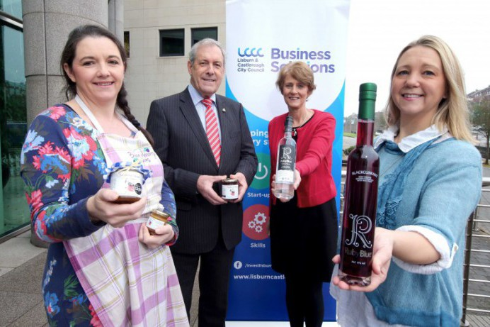 Growth of local food and drink sector
