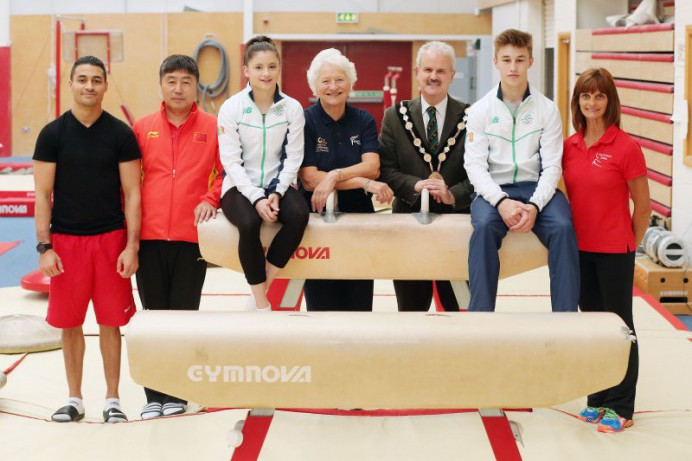Congratulations to Lisburn Gymnasts Selected for European Youth Olympics