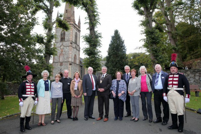 60 Year Primary School Reunion Takes Place in Hillsborough