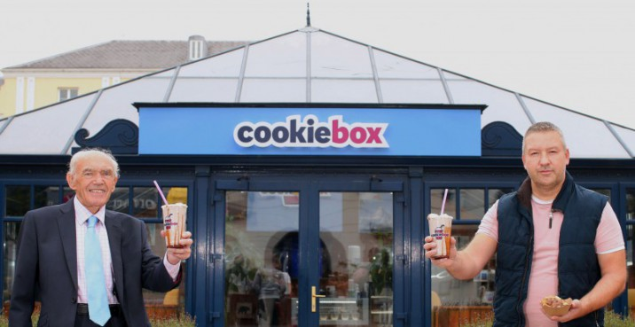 Cookie Box Opens in Lisburn Square…..