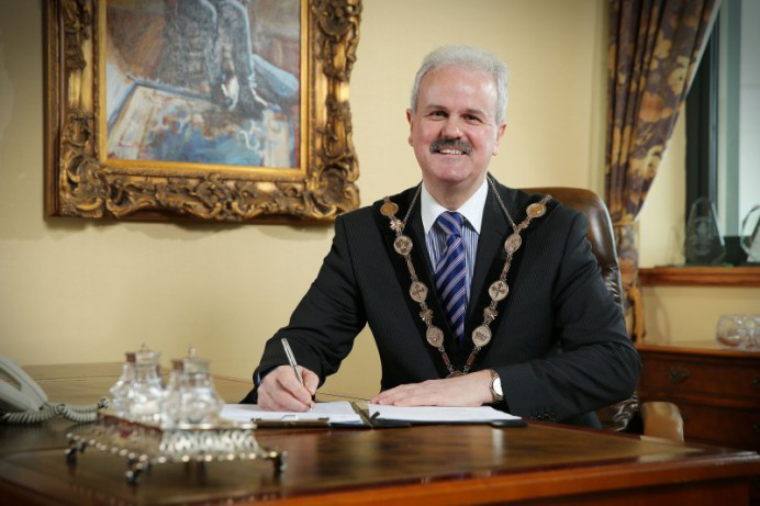 Expression of sympathy from Council Mayor, Councillor Thomas Beckett