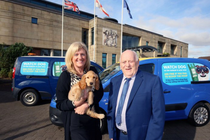 Lisburn & Castlereagh City Council Taking the Lead in Responsible Dog Ownership