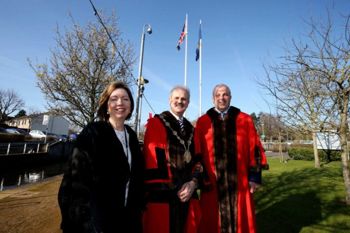 Council Marks Commonwealth Day