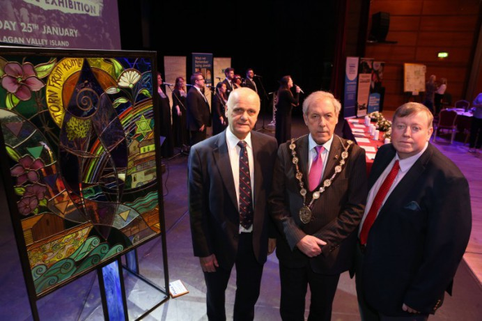 Lisburn Castlereagh Commemorates Holocaust Memorial Day